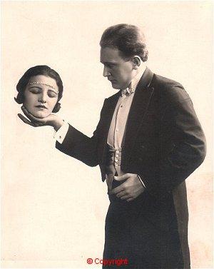 1926, Buenos Aires: Zati Bey & Miss Neraida